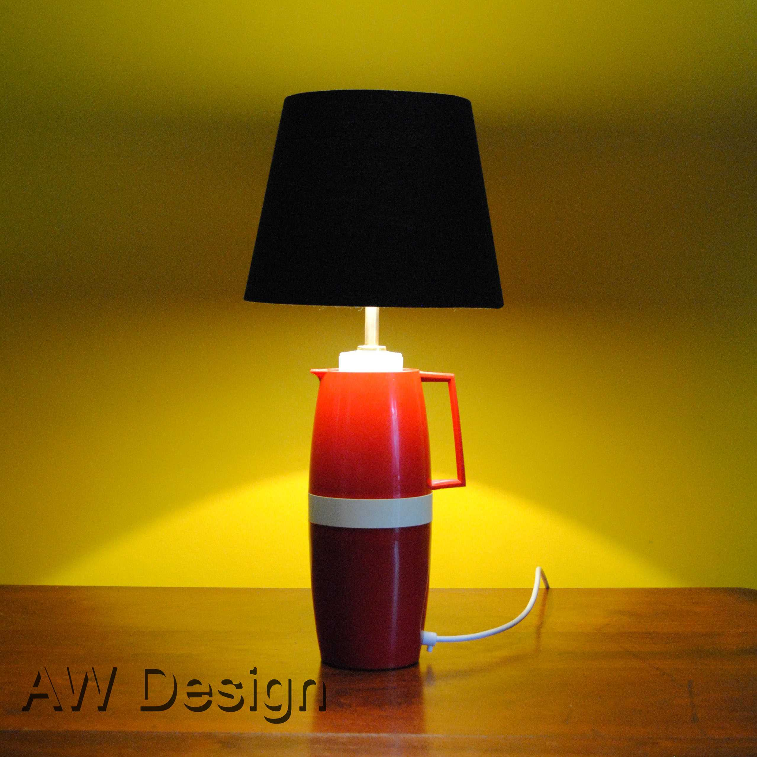 AW_Design_Upcycling_Thermos_upcycled_Lamp