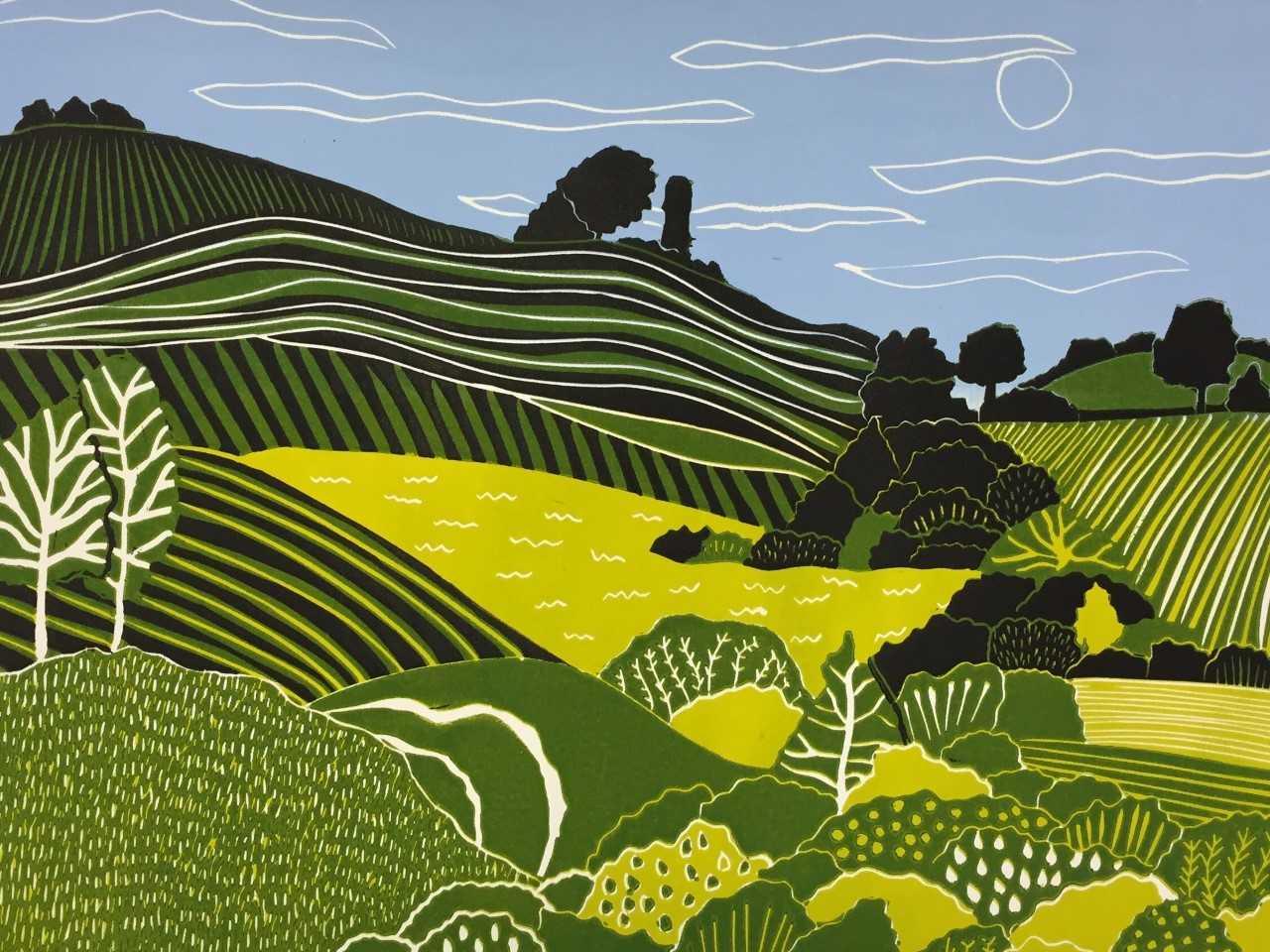 Downs View - Sue Collins