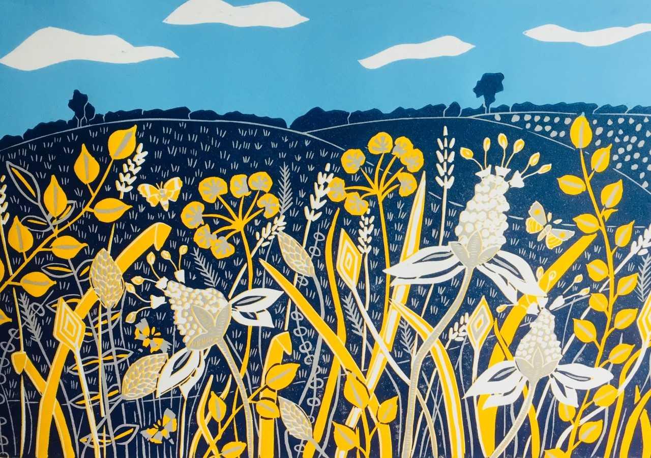 Sue Collins -Hedgerow Haven